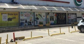 10'dan fazla kişiye virüs bulaştıran 'Korona Market' faaliyetini sürdürüyor