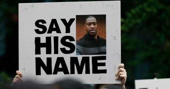ABD'de öldürülen siyahi Floyd'un cenaze töreni perşembe günü yapılacak