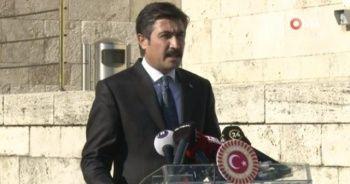 AK Parti'den barolarla ilgili teklifine ilişkin muhalefet partilerine ziyaret