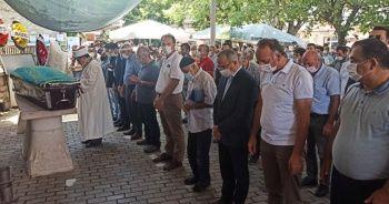 AK Partili Avni Keleş'in cenazesi toprağa verildi
