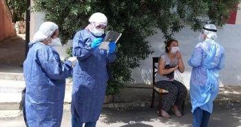 Alaşehir'de 109 adreste 'Antikor testi' yapılacak