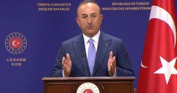 Bakan Çavuşoğlu: Fransa bir darbeciyi destekliyor