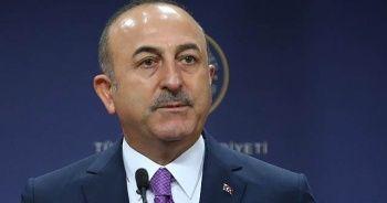 """Bakan Çavuşoğlu: """"Yunanistan mülteci haklarını çiğniyor"""""""