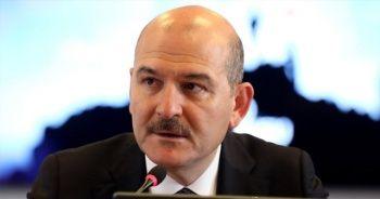 Bakan Soylu: Bugün Türkiye terörü kaynağında yok etmek için çalışıyor