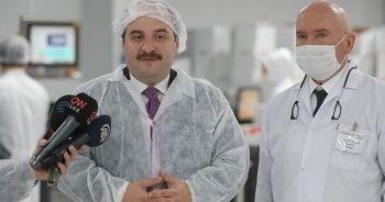 Bakan Varank: İlaç sanayisini desteklemeye devam edeceğiz