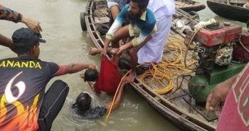 Bangladeş'te feribot battı: Çok sayıda ölü var