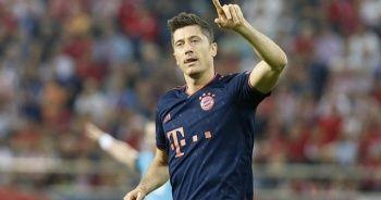Bayern Münih evinde Borussia Mönchengladbach'ı yendi