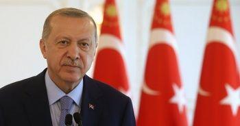Cumhurbaşkanı Erdoğan, Kars Barajı açılışında konuştu