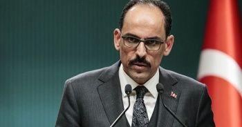 Cumhurbaşkanlığı Sözcüsü Kalın: İslam düşmanlığına müsamaha gösterilemez