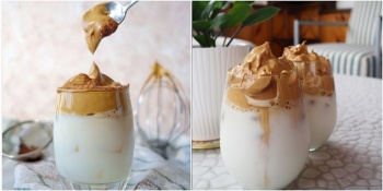 Dalgona Kahvesi Tarifi / Tiktok Kahvesi