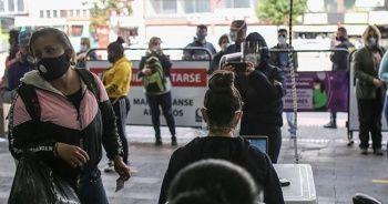 Ekvador ve Kolombiya'da Kovid-19 kaynaklı ölümler artıyor