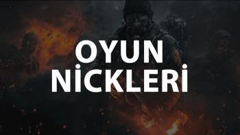En İyi Clan İsimleri ve Oyun Nickleri 2020