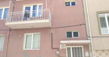 Eskişehir'de bir bina karantinaya alındı