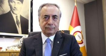 Galatasaray Kulübü Başkanı Cengiz: 'Mücadeleyi her şartta yürütürüz'