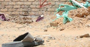 Hafter milislerinin yerleştirdiği patlayıcı infilak etti