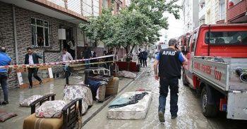 İstanbul Valiliği, hava muhalefeti sonucu meydana gelen hasarı açıkladı