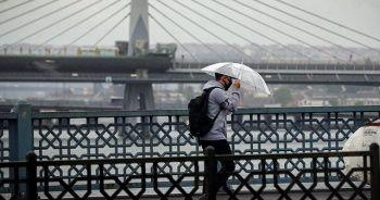 İstanbul ve 9 ilde kuvvvetli yağış bekleniyor