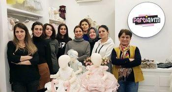 Kadın girişimciler organizasyon yeteneğini internete taşıdı