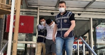Kırık şişe ile doktoru ağır yaralayan zanlı tutuklandı