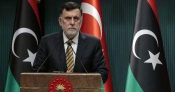 Libya Başbakanı Serrac'tan Türkiye'ye teşekkür