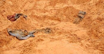 Libya ordusu 190 ceset bulunduğunu açıkladı