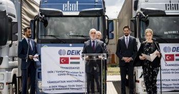 Macaristan'dan Türkiye'ye yardım teşekkürü