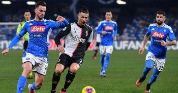 Napoli Juventus maçı saat kaçta hangi kanalda | Napoli Juventus şifresiz canlı