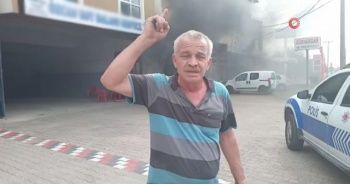 Okan Kocuk'un babası Alper Ulusoy'a kızdı, böyle tepki gösterdi