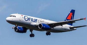 Onur Air, yurt içi uçuşlarına 26 Haziran'da başlıyor