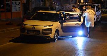 Polise ateş açarak kaçmaya çalışan suç makinesi yakalandı