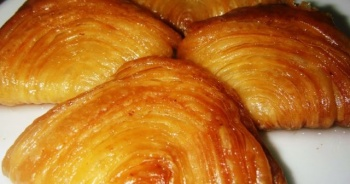 Pratik Midye Tatlısı Tarifi, Midye tatlısı nasıl yapılır