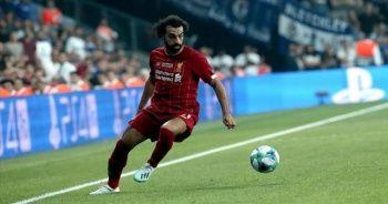 Salah'tan Liverpool taraftarına övgü