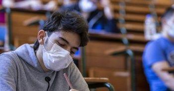 Sınava girecek öğrencilere 'Maskeyle hazırlanın' önerisi