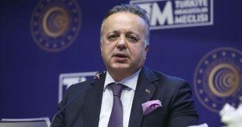 TİM Başkanı İsmail Gülle: Bugün itibarıyla ihracatımız yüzde 34,3 artış yakaladı