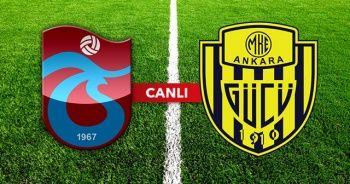 Trabzonspor - Ankaragücü Maçını izle, Hangi Kanalda, Saat kaçta? | TS Ankaragücü maçı şifresiz Canlı izle