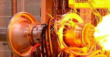 Türkiye'nin orta menzilli ilk yerli füze motoru test edildi
