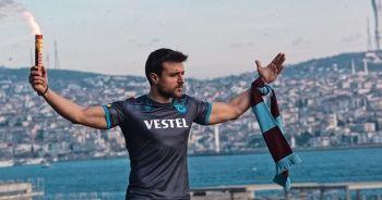Ünlü oyuncu Emre Keskin, maça gittiği Trabzon'da mahsur kaldı!