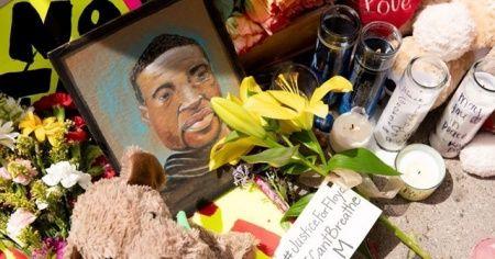 ABD'de bir haftadır gündeme siyahi Floyd'un ölümü damga vurdu