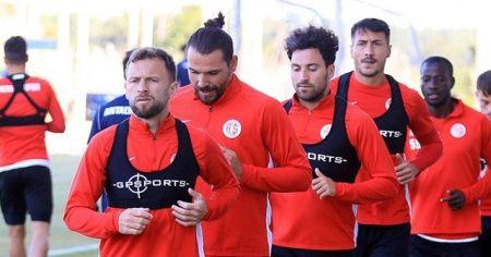 Antalyaspor kalan maçlarda istikrarını sürdürmek amacında
