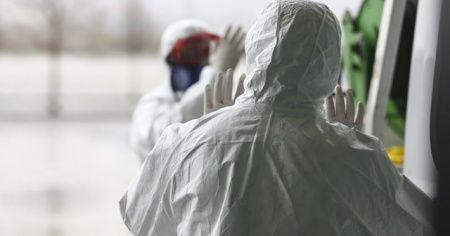 Azerbaycan'da bir günde tespit edilen vaka sayısında rekor