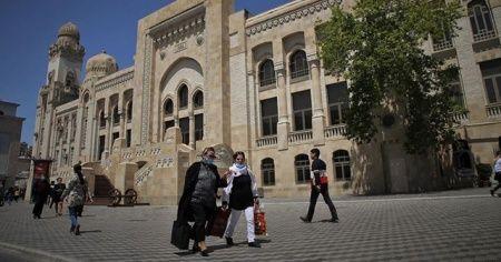 Azerbaycan'da son 24 saatte en fazla Kovid-19 vakası tespit edildi