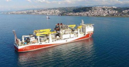 Bakan Dönmez: Fatih, Karadeniz seferinin ilk durağı Trabzon'a ulaştı