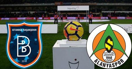 Başakşehir  Alanyaspor canlı izle! Başakşehir – Alanyaspor maçı saat kaçta, hangi kanalda?