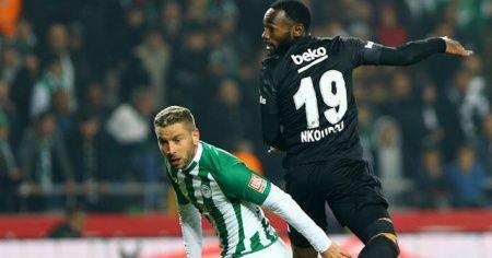 Beşiktaş Konyaspor maçı canlı izle | Beşiktaş Konyaspor canlı maç skoru kaç kaç