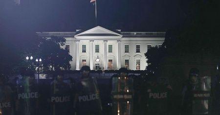 Beyaz Saray'dan valilere protestolara karşı daha fazla ulusal muhafız görevlendirme çağrısı