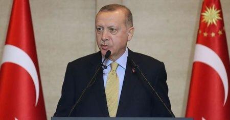 Cumhurbaşkanı Erdoğan birlik komutanlarına hitap etti