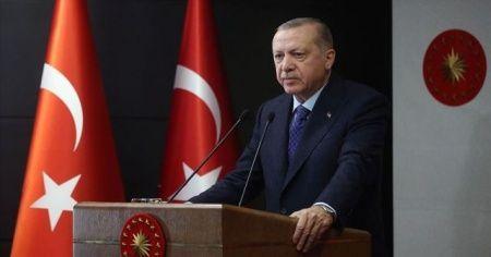 Cumhurbaşkanı Erdoğan: Kovid-19 büyük bir aile olduğumuzu bir kez daha hatırlattı