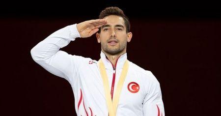 Dünya şampiyonu milli cimnastikçi İbrahim Çolak: 'Eski halime dönmeye başladım'