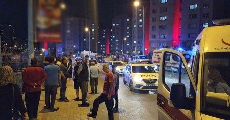 Emekli polis tartıştığı kişilere kurşun yağdırdı: 5 yaralı