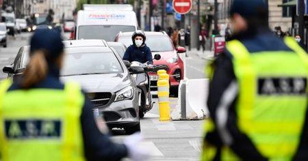 Fransa'da Kovid-19'dan ölenlerin sayısı 28 bin 833'e yükseldi